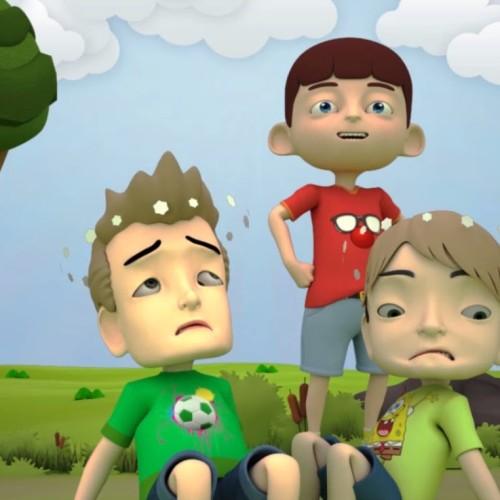 Boroboata – cantecel cu versuri pentru copii