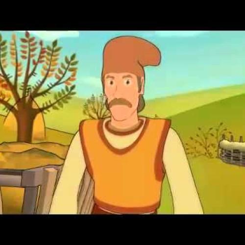 Ursul pacalit de vulpe – Poveste pentru copii