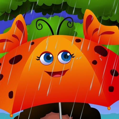 Rain, Rain, Go Away cantecel in engleza